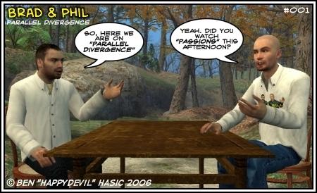 Brad & Phil #1
