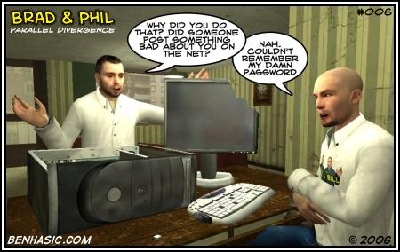 Brad & Phil #6