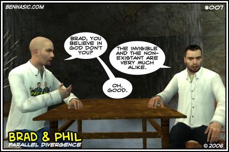 Brad & Phil #7