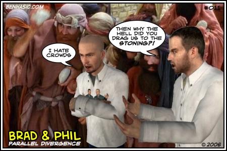 Brad & Phil #11