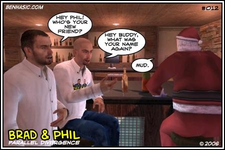 Brad # Phil #12