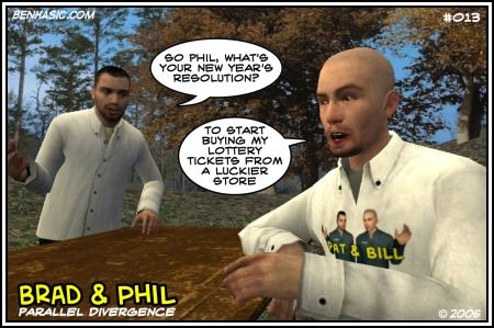 Brad & Phil #13
