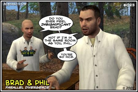 Brad & Phil #23