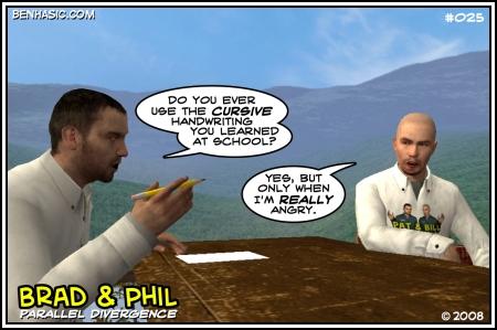Brad & Phil #25